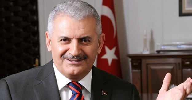 Başbakan Yıldırım Sur'da Şehit Aileleri İle Birlikte İftar Yaptı