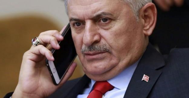 Başbakan Yıldırım'dan İbadi'ye Tebrik Telefonu