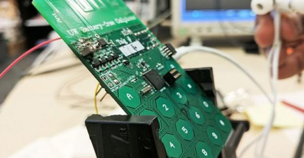 Bataryasız Cep Telefonu İcat Edildi