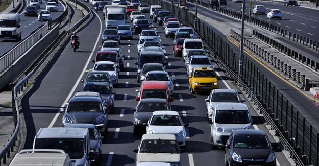 Bayramda 15 Milyon Kişi Trafikte Olacak