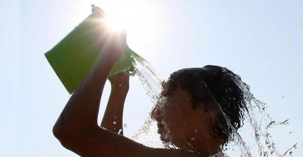 Bayramda Aşırı Sıcaklar Geliyor!Hava Sıcaklıkları 40 Dereceyi Aşacak!