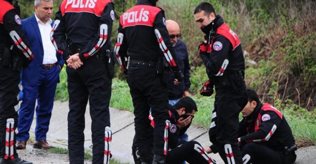 Bayrampaşa'da Polis Ekibi Kaza Yaptı! 1 Şehidimiz Var