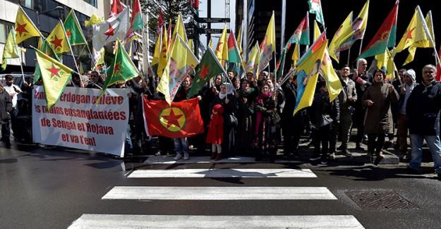 Belçika'nın Skandal PKK Kararı!