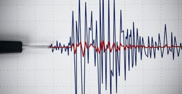 Bering Denizi'nde Şiddetli Deprem!