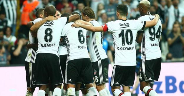 Beşiktaş, Bursaspor'u Devirdi!