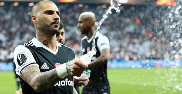 Beşiktaş Onu Kulüpten Kovdu!