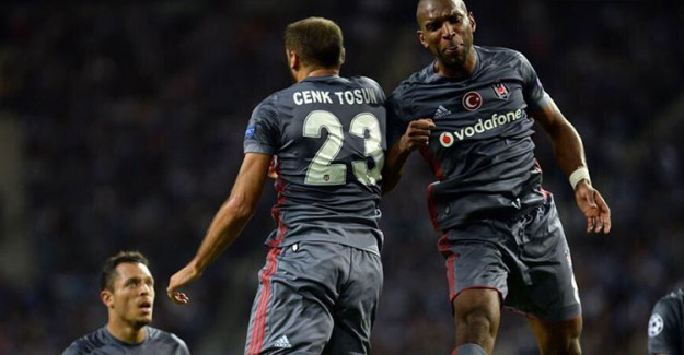 Beşiktaş Portekiz'de Destan Yazdı!