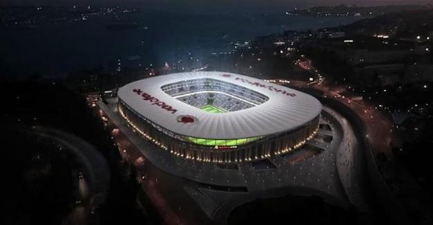 Beşiktaş Şokta! Vodafone Park Stadı'na Haciz Geldi