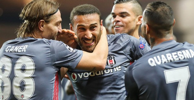 Beşiktaş Evinde Es Verdi!