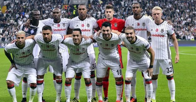 Beşiktaş'ta Gidecekler Listesi Belli Oldu