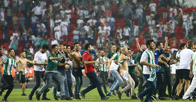 Beşiktaş'tan Konyaspor'a Suç Duyurusu!