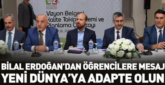 Bilal Erdoğan: Dünya Doğuya Doğru Harekete Geçti!