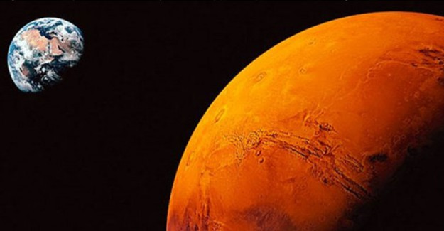 Bilim İnsanları Kanıtladı! Mars'ta Hayat Yok!