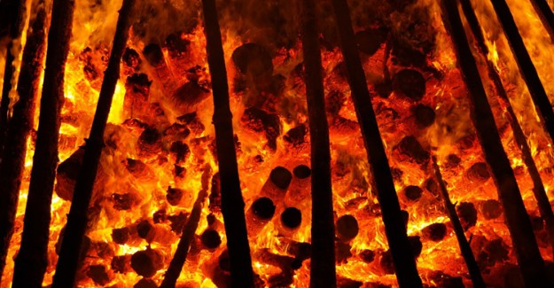 Bingöl'de Çıkan Yangın Paniğe Neden Oldu!