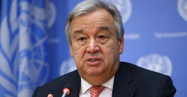 Birleşmiş Milletler İsrail'e Çağrıda Bulundu!