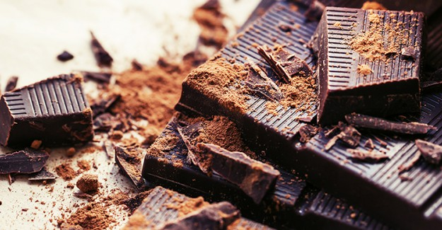 Bitter Çikolatanın Hiç Bilinmeyen Faydası