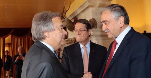 BM'den Kıbrıs Açıklaması: Çözüm Çok Zor!