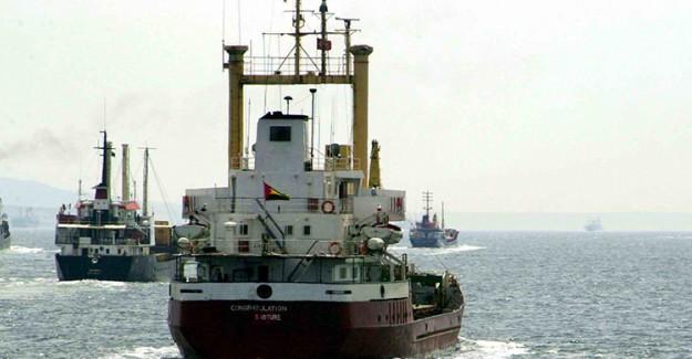 Boğazlarda Bekleyen Gemilerden Yatırım Sağlanacak