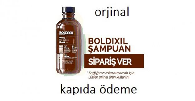 Boldixil Şampuan Türkiye Satış Sitesi