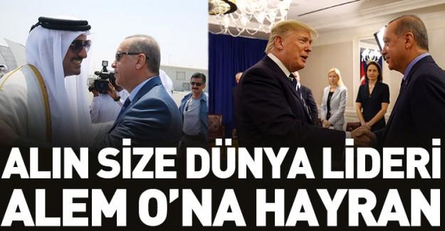 Bozdağ: Dünya Liderleri Cumhurbaşkanı Erdoğan'a Hayran!