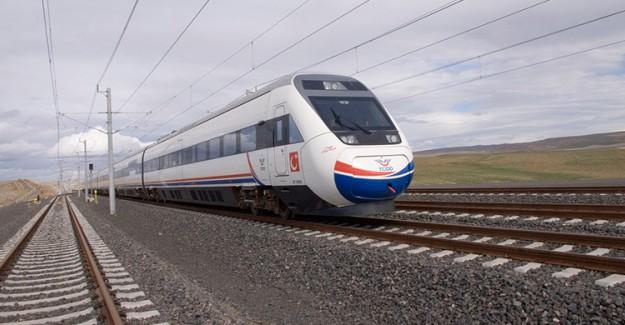 Bu 3 Şehre Yüksek Hızlı Tren Gelecek!