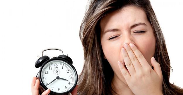 Bu Alışkanlıkları Edinerek Uykusuzluk Sorununuza Son Verin!