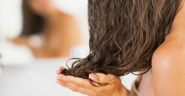 Bu Besini Saçınıza Sürdüğünüzde Bakın Ne Oluyor!