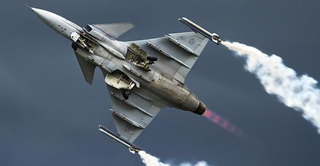 Bulgarlar, İsveç'e 8 Savaş Uçağı İçin 700 Milyon Euro Verecek!