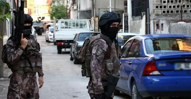 Bursa'da DEAŞ Operasyonu! 12 Kişi Tutuklandı