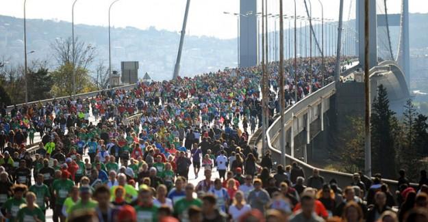 Büyük İstanbul Maratonu Pazar Günü Başlayacak!