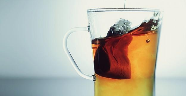 Buzdolabına Poşet Çay Konulunca Bakın Ne Oluyor!