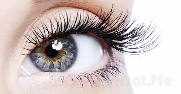 Çekici Gözlerin Büyük Sırrı: Kirpik Botoksu!