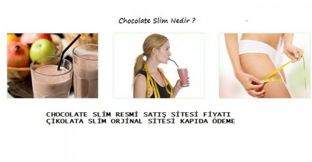 Chocolate Slim Orijinal Gerçekten Etkili Mi?