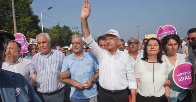 CHP, HDP'nin Eylemine Katılacak!