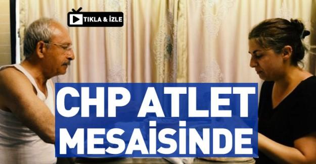 CHP'de Atlet Akımı Başladı!