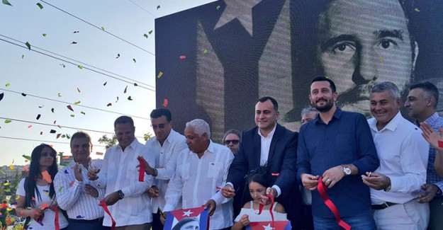 CHP'li Belediye Fidel Castro'nun Vasiyetini Çiğnedi!