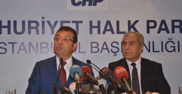 CHP'nin Bitmeyen İstanbul Sevdası!