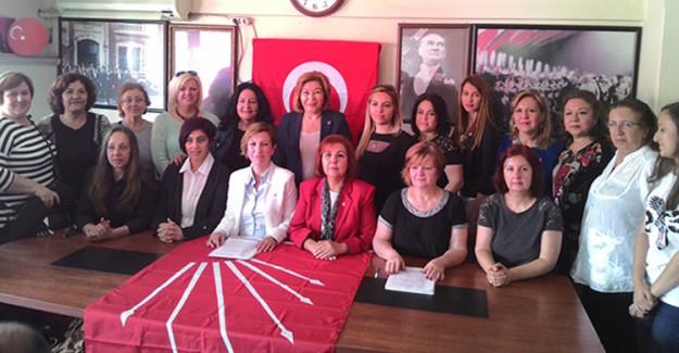 CHP'nin Laik Kadınlarından Skandal Destek!