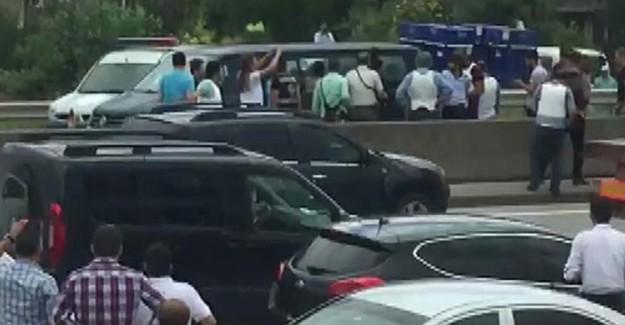 CHP'nin Sözde Adalet Yürüyüşüne DEAŞ Saldırısı Son Anda Engellendi