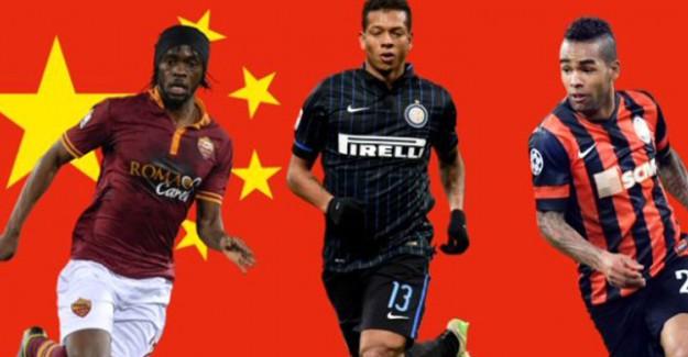 Çin Futboluna Ayar! Astronomik Ücretlere Son