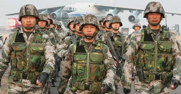 Çin'den Büyük Savaşa Hazırlık!