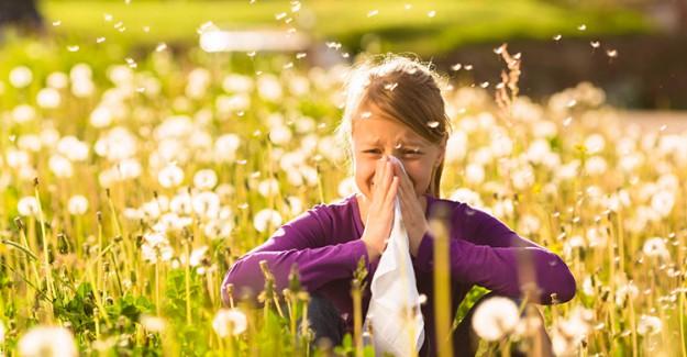 Çocuklarda Görülen Alerjik Nezlenin En Önemli Belirtileri!