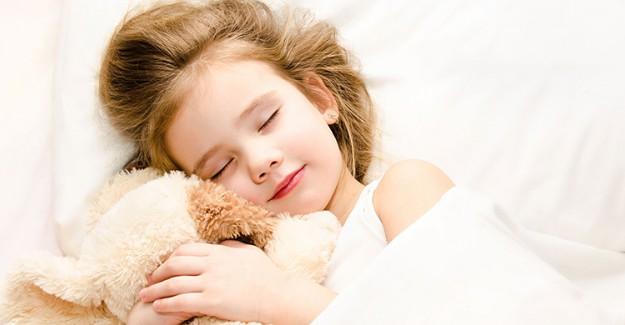 Çocuklarda Uyku Sorununa Altın Öneriler!