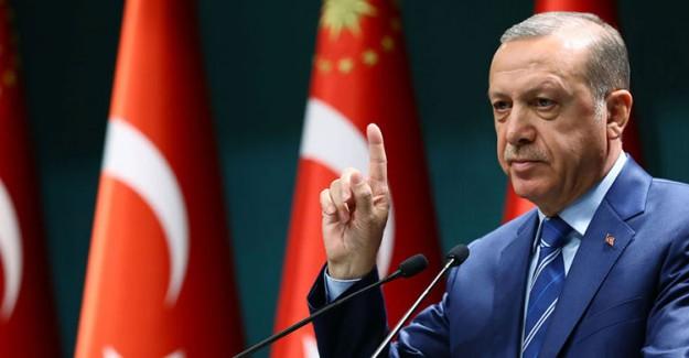 Cumhurbaşkanı Erdoğan: Atatürk Dedik Diye Senaryo Yazıyorlar
