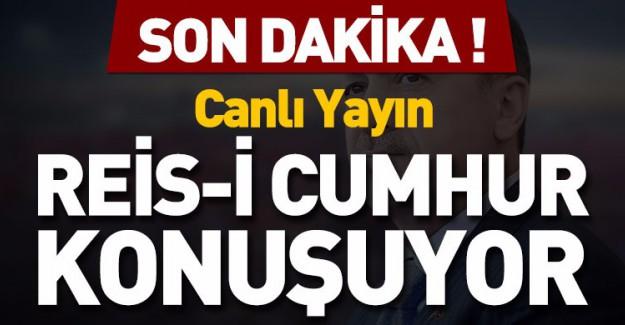 Cumhurbaşkanı Erdoğan Kritik Açıklamalarda Bulundu!
