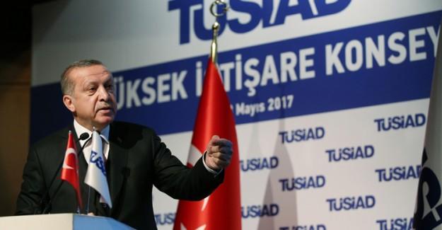 Cumhurbaşkanı Erdoğan: Milletimi Ezdirmem