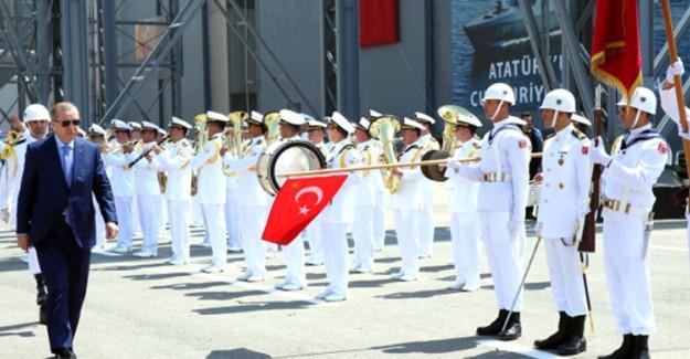 Cumhurbaşkanı Erdoğan: 'Uçak Gemisini Yapacağız'