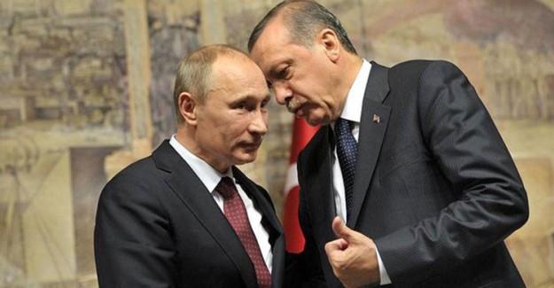 Cumhurbaşkanı Erdoğan ve Putin Ortak Basın Düzenledi!