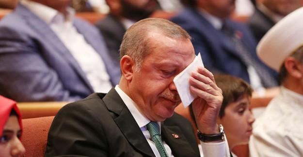 Cumhurbaşkanı Erdoğan'dan Duygusal Anlar!