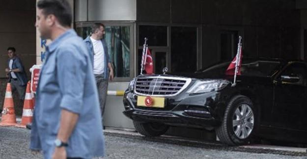 Cumhurbaşkanı Erdoğan'dan Sürpriz Hastane Ziyareti